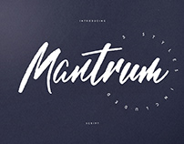 MANTRUM - URBAN SCRIPT.Free Demo
