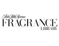 Saks Fragrance Library Display