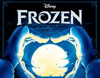 A Frozen Heart | BOOK DESIGN