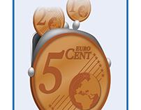 Arrondir le total à payer à 0 ou 5 cents