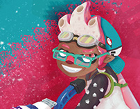 """""""I ink, therefore I exist"""" Inkling-me"""