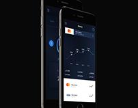 Finance App UX/UI Design