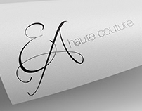 reBranding proposal for EA haute couture
