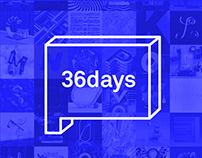 36 Days of Type • 2017
