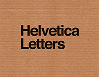 Helvetica Letters