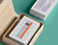 Passepartout di Roberta Foffano | Business Cards