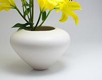 Low rise vase
