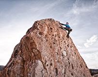 Rock Climbing & Bouldering - Stock Shoot