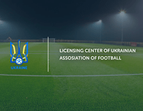 LICENSING CENTER OF UKRAINIAN ASSOSIATION OF FOOTBALL