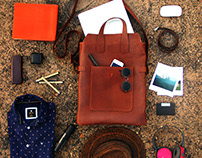 Branche - Leather Bag | NID