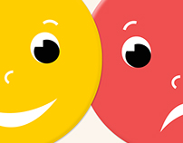 Smiles & Frowns: Positive Behavior App & Platform