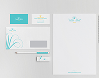 White Shell events - Brand Identity