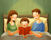 Bedtime stories for Age 3