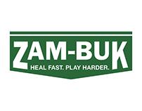 ZAM-BUK | Rebrand Concept (PRINT & SITE)