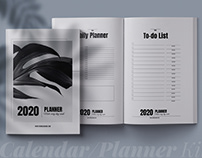 2020 Canva Planner | Canva Calendar Kit