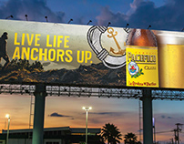 Pacifico Live Life Anchors Up