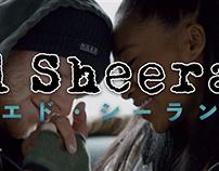 Ed Sheeran 30sec Spot,mar 2019
