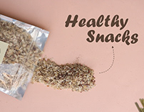 Health Snacks | Stop Motion Animation Video