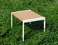 Miki coffee table