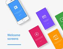 Enpass app/website design