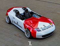 Mazda MX Speedster