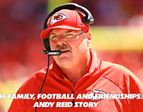 Chiefs Head Coach Andy Reid Longform