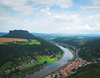Saxon-Switzerland, Germany