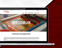 Kontur Druk - website