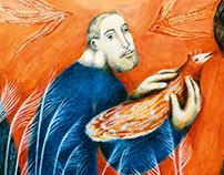 Hühnersuppe und Rosenduft