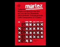 MARTEZ
