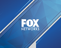 FOX NETWORKS 2015 PORTFOLIO MAGAZINE