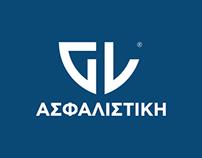 GL Ασφαλιστική | Brand Identity Design (proposal)