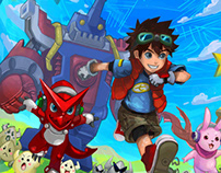 Unreleased Digimon Fusion Process