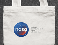 NASA — Logo and UI redesign