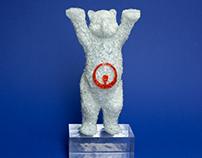 Veolia Recycling Bear