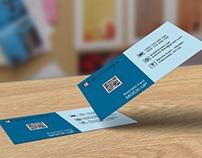 Business Card Muckup