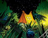 Börtü Böcek Güncesi / Children's Book