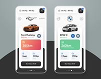 Urban Renters iOS App UX/UI