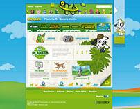 Mi Planeta for Discovery Kids