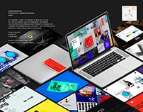 DK Website UX/UI Renewal