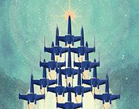 Merry X-Wing