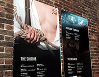 Distillery Theatre Posters