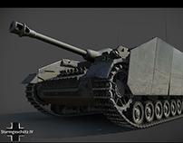 World of Tanks | Sturmgeschütz IV (StuG IV)