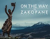 On the way to Zakopane