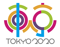 Tokyo 2020 design competition entry