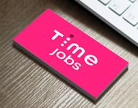 Identidad Time Jobs