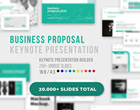 Business Proposal Keynote Builder