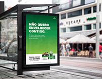 Campanha contra o tabaco