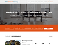 Arch Housing - Web Design, Web Development