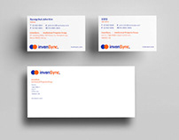 InvenSync identity design